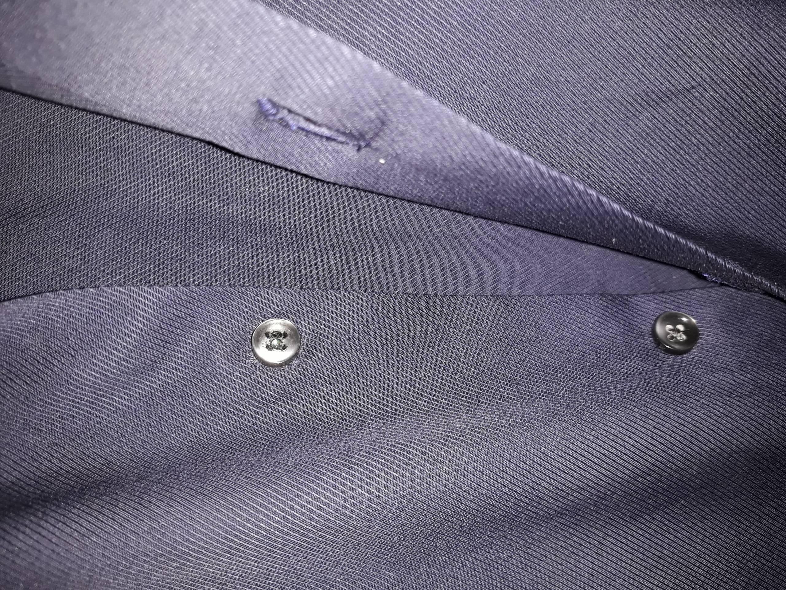 Camicia con telecamera FHD nascosta